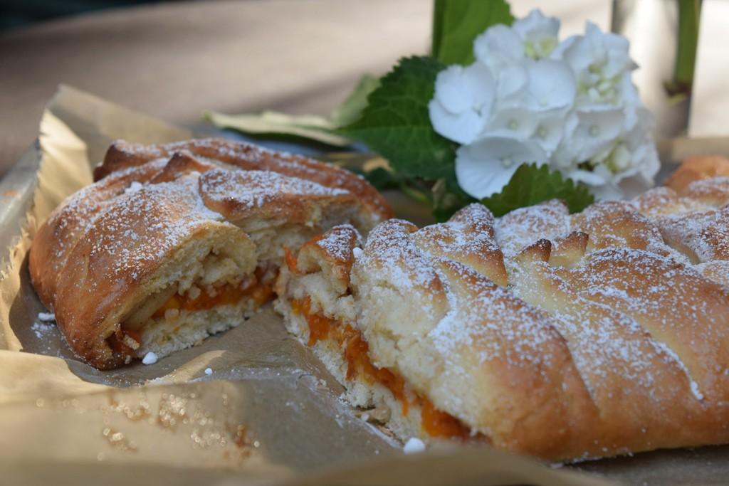 Aprikosenkuchen 11