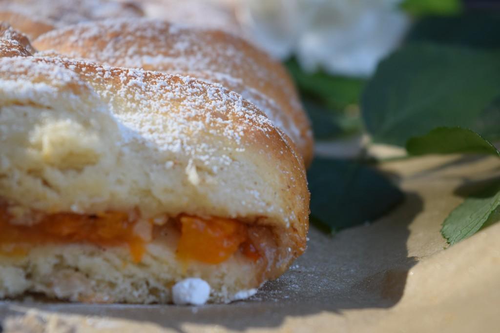 Aprikosenkuchen 4