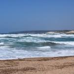 Wildes Mittelmeer bei Santa Caterina di Pittinuri