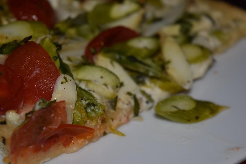 Spargelpizza 1