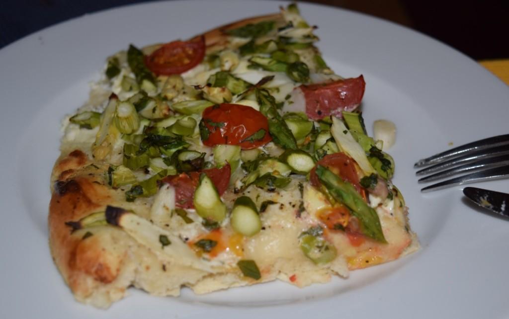 Spargelpizza 6